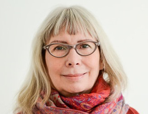 Camilla Burgess, Registered Psychotherapist, Headshot