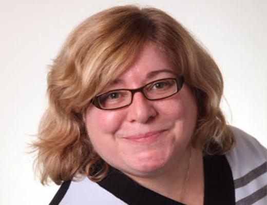 Heather Evans, Registered Psychotherapist, Headshot