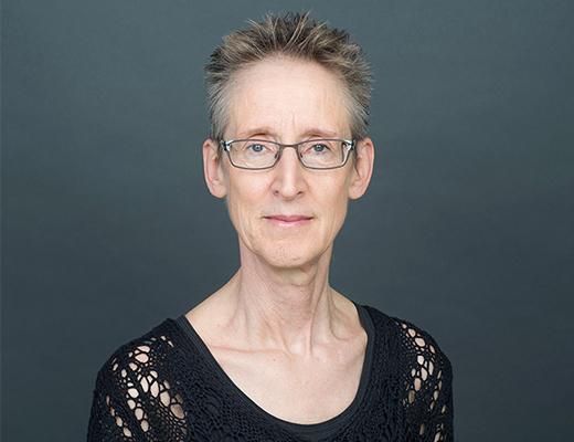 Olga Van Kranendonk, Registered Psychotherapist, Headshot