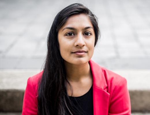 Priya Shah ,Registered Psychotherapist, Headshot