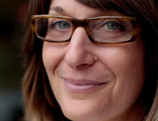 Miriam Schacter, Registered Psychotherapist, Headshot